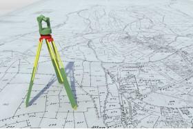 Схема земельного участка на кадастровом плане территории (КПТ)